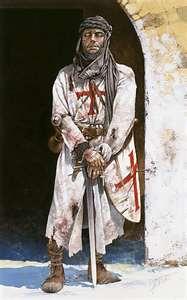 Blood Rebel Templar