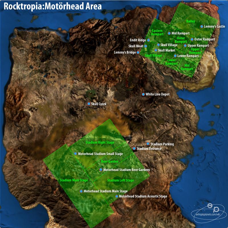 ROCKtropia Motorhead Area