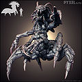 Theryon Wars Bug Creature 3D model 03.jpg
