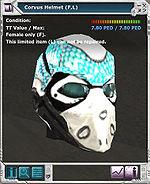 Iteminfo Corvus Helmet 01.jpg