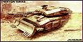 Theryon Wars SECFOR Tank concept art 01.jpg