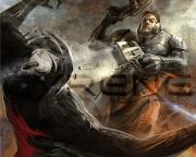 Imperium Trooper fights a creature.jpg
