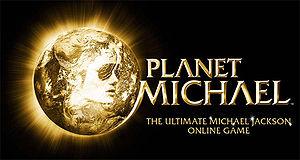 Planet Michael Logo